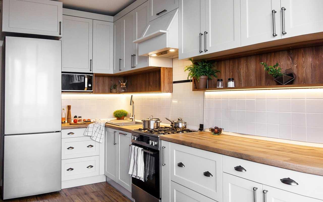 Modułowe meble kuchenne – praktyczne rozwiązanie