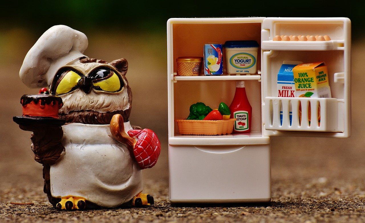 Sposoby na organizację przechowywania jedzenia
