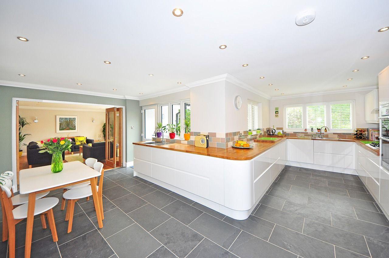 Jaką podłogę położyć w kuchni?